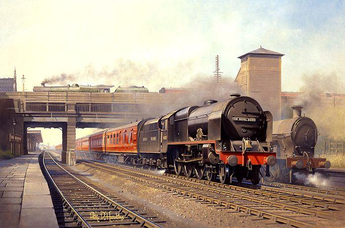 Warwickshire Railways