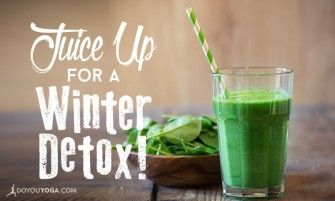 Ready for a winter detox? Here's what you can eat and drink