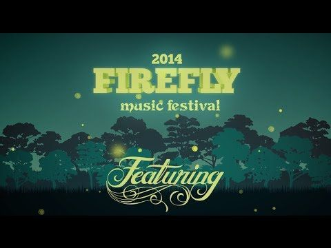 The 2014 Firefly Music Festival lineup has been announced! Featuring the Foo Fighters, Out Kast, Jack Johnson and much more!
