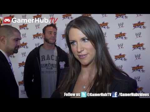 Stephanie Confirms WWE 2K14 Appearance, The Rock Posts Video, More - http://www.wrestlesite.com/wwe/stephanie-confirms-wwe-2k14-appearance-the-rock-posts-video-more/