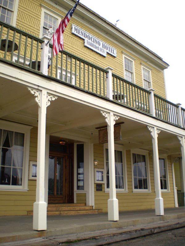 Hotel Rooms In Fort Bragg California