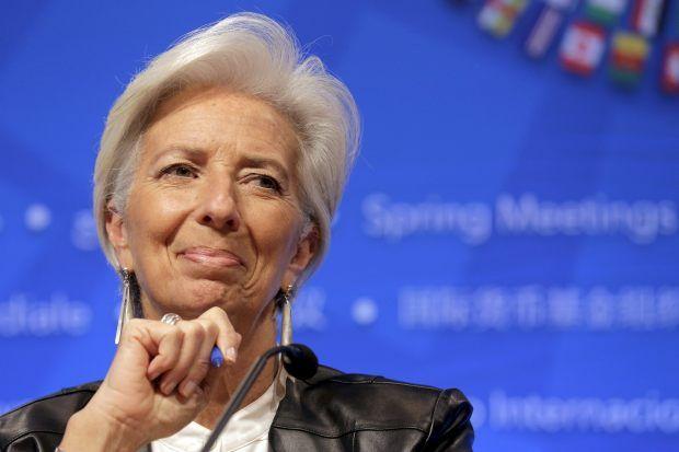 """Christine Lagarde, """"Strażniczka światowej gospodarki"""""""