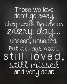 quotes to honour family that has passed at weddings - Google Search