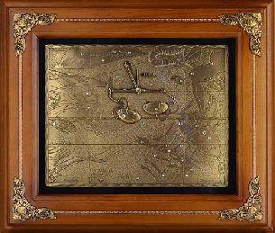 Деревянное панно Весы - Панно в деревянной раме <- Панно и рамки - Каталог | Универсальный интернет-магазин подарков и сувениров