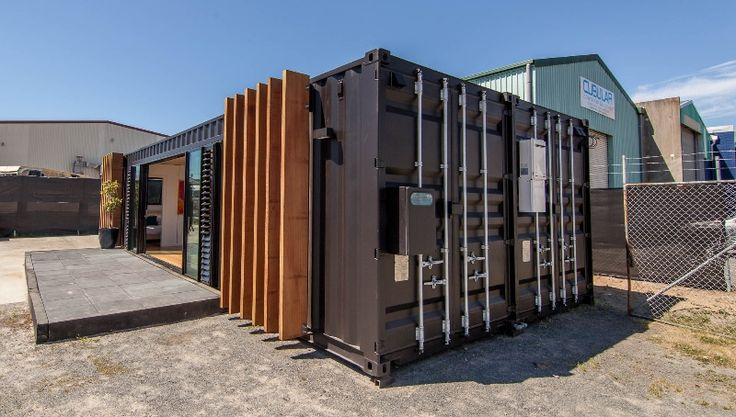 Container house shipping container houses pinterest - Bithcin shipping container house ii ...