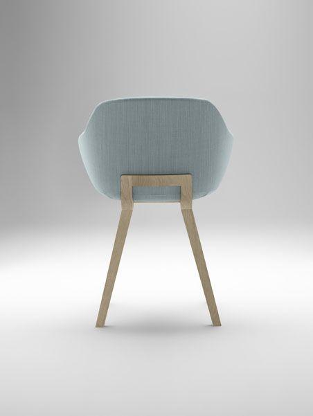 Jean Louis Iratzoki's bioplastic Kuskoa Bi chair