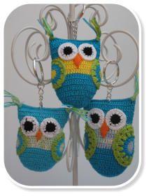 www.cudaczki.com #crochet #owls