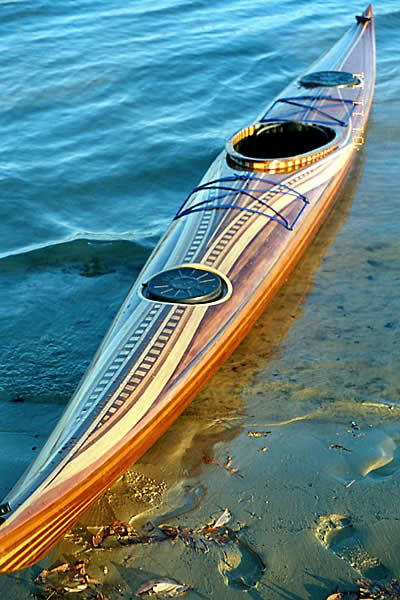 Ken Stone - Night Heron....if I could marry a kayak