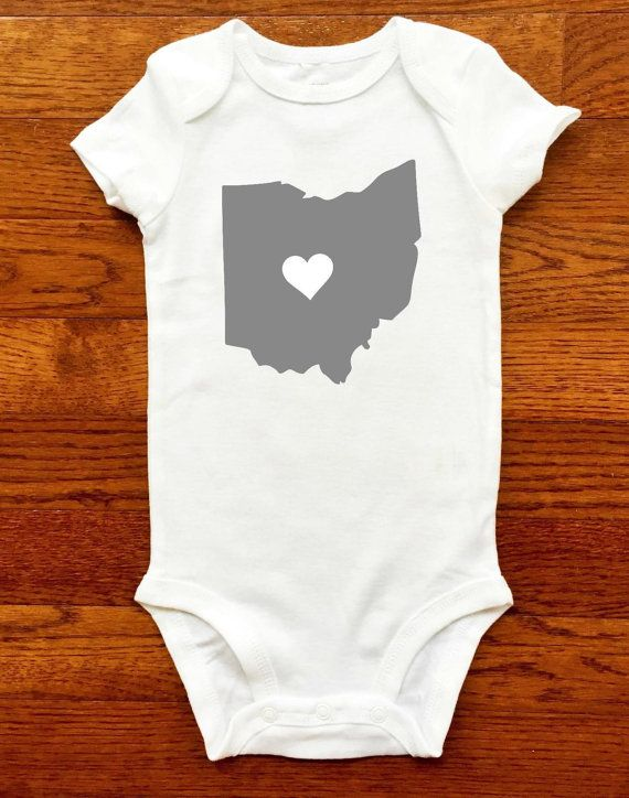 Hey, I found this really awesome Etsy listing at https://www.etsy.com/listing/273248074/ohio-state-buckeyes-baby-ohio-state
