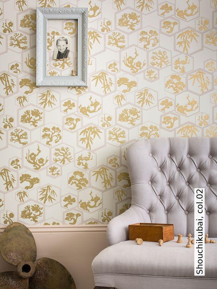 136 besten farrow ball tapeten bilder auf pinterest blumentapeten farrow ball und malen. Black Bedroom Furniture Sets. Home Design Ideas