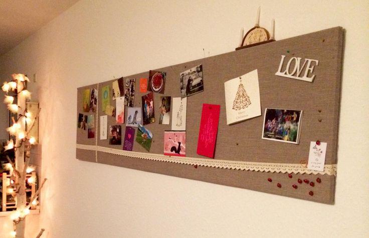 best 25 pinnwand kork ideas on pinterest diy pinnwand. Black Bedroom Furniture Sets. Home Design Ideas