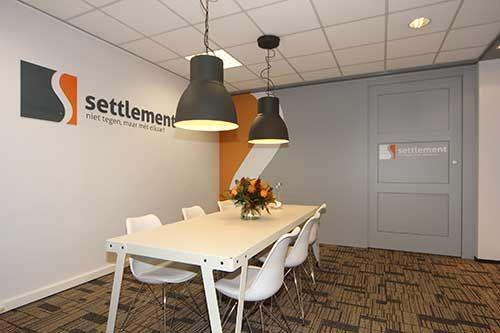spreekkamer Settlement Papendrecht