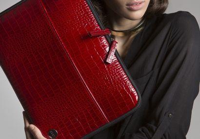 Croco Red XL