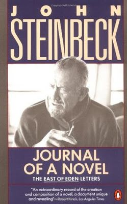 Captivated Reader: Journal of a Novel: The East of Eden Letters by John Steinbeck