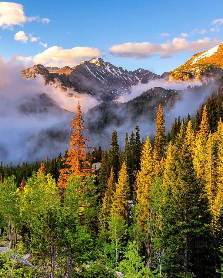 Rocky Mountain Park (Colorado) Aybars Güngör (@aybars.png) on Instagram