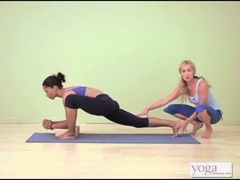 This Gentle Yoga Flow practice is accessible to all levels.  There is a primary focus on hip opening, gentle lunging and twisting.  This sequence is ideal for the beginning yoga student or regular yogi who wants to tone it down for the day. For this practice you will need two blocks and your strap. Feel free to use this practice anytime your loo...