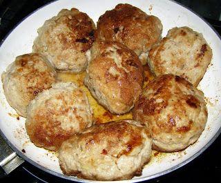 W Mojej Kuchni Lubię.. : mielone kotlety z indyka z przyprawą Arabiata na pikantnie...