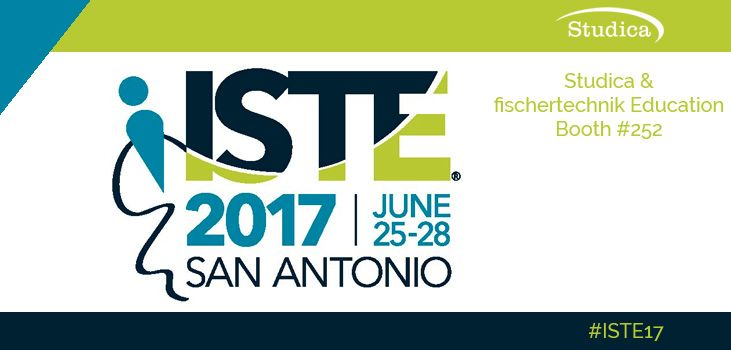 Discover Technology-charged Learning at ISTE 2017