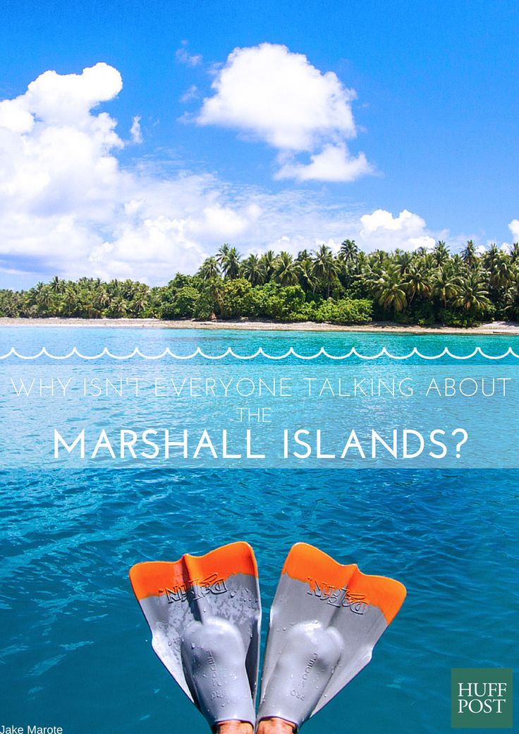 Why Isnt Everyone Talking About The Marshall Islands?