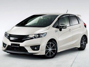 Mugen Honda Fit Hybrid '2013–pr.