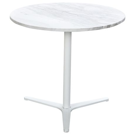 Waldorf Occasional Table Marble Top