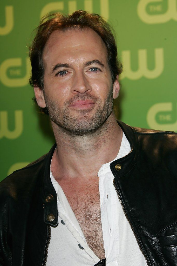 Actor Scott Patterson attends the CW Television Network Upfront at Madison Square Garden May 18, 2006 in New York City.