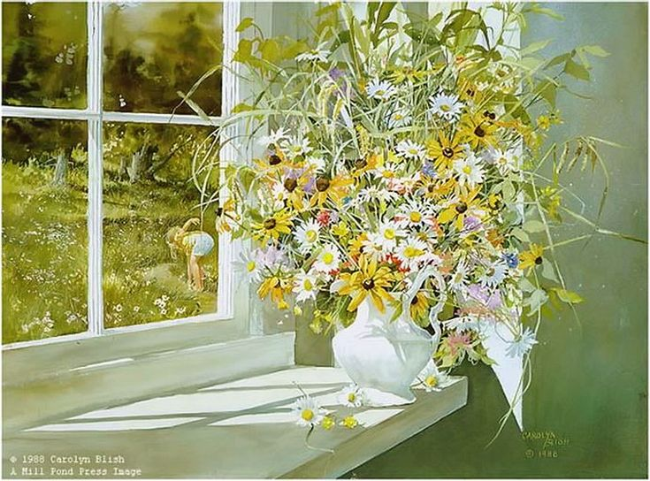 художник Carolyn Blish-06:
