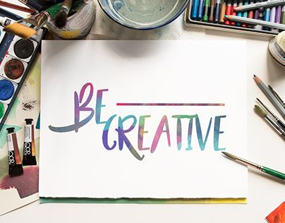 """Check out new work on my @Behance portfolio: """"Creative watercolor design"""" http://be.net/gallery/57366699/Creative-watercolor-design"""