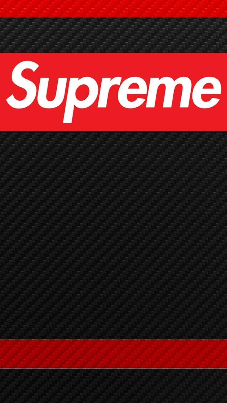 Wallpaper iphone supreme -  Samsung Edge S6 Supreme Black Wallpaper Android Iphone