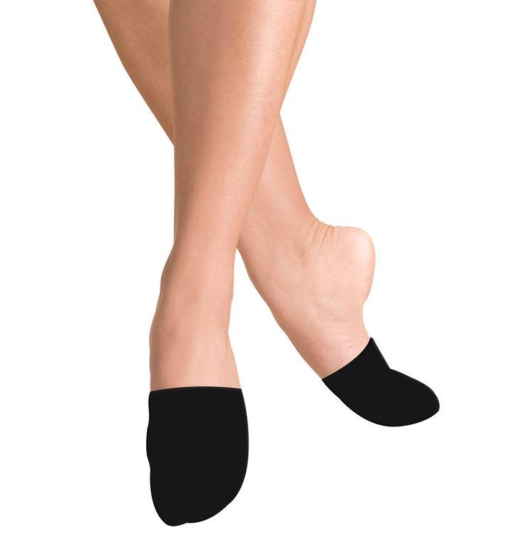 Adult Footsie Half Socks - Style Number: 166 #discountdance #socks