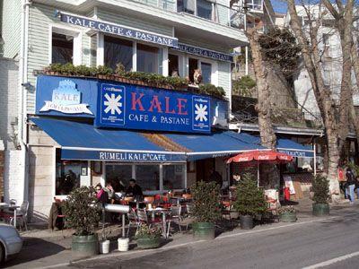 Istanbul Restaurant Pick: Kale Cafe (Anthony Bourdain - breakfast, fried cheese, kamak & honey)
