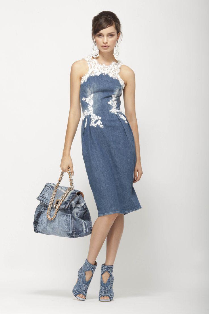 best ropa de jeans images on pinterest denim dresses clothes