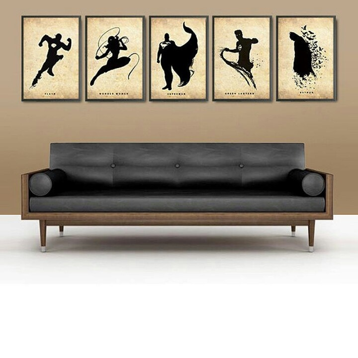 For Hubby`s man cave.