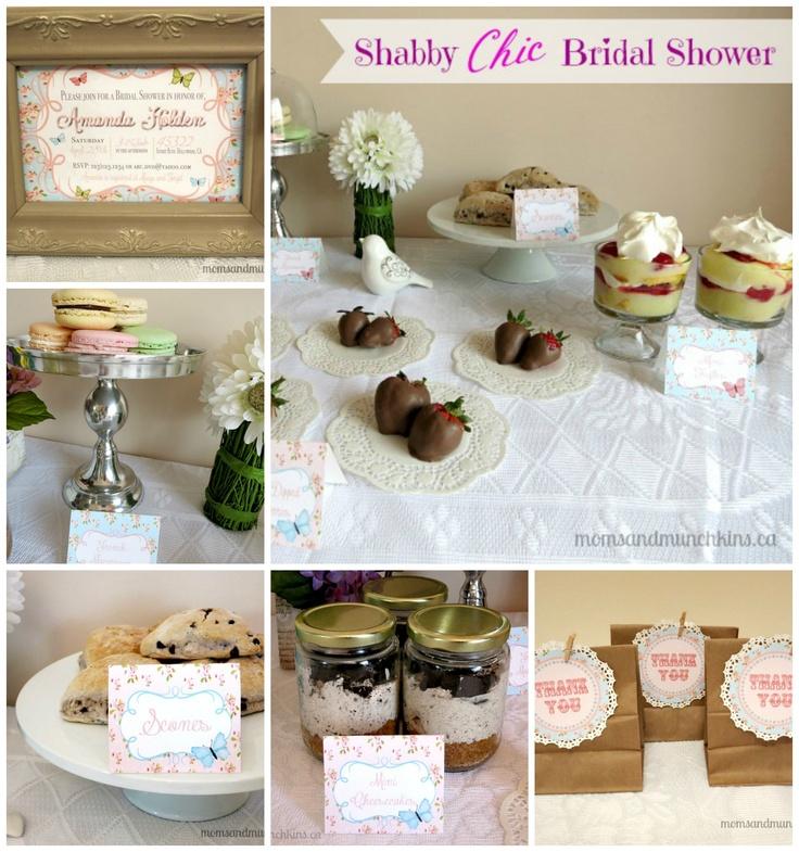 Shabby Chic Bridal Shower Bridal showers
