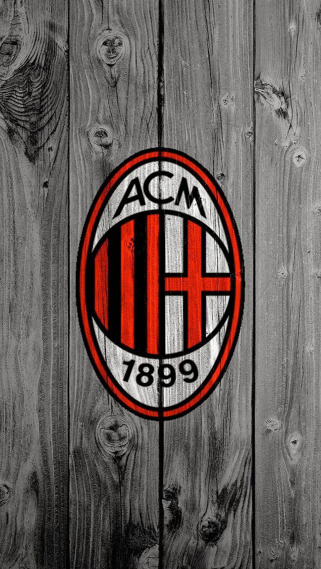 Real Madrid Iphone 4 Wallpaper Ac Milan Football Club Wallpaper Football Wallpaper Hd