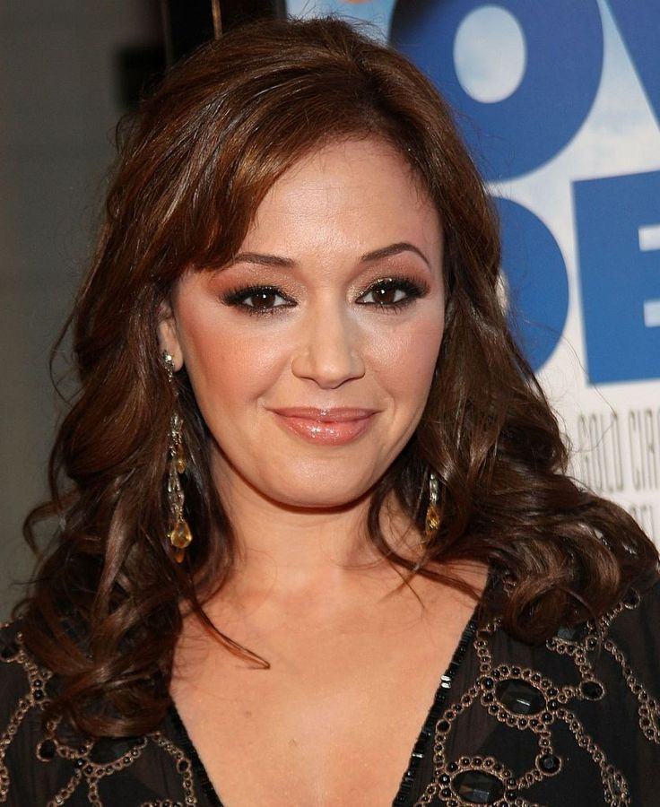 Leah Remini, The Talk is not the same without her.