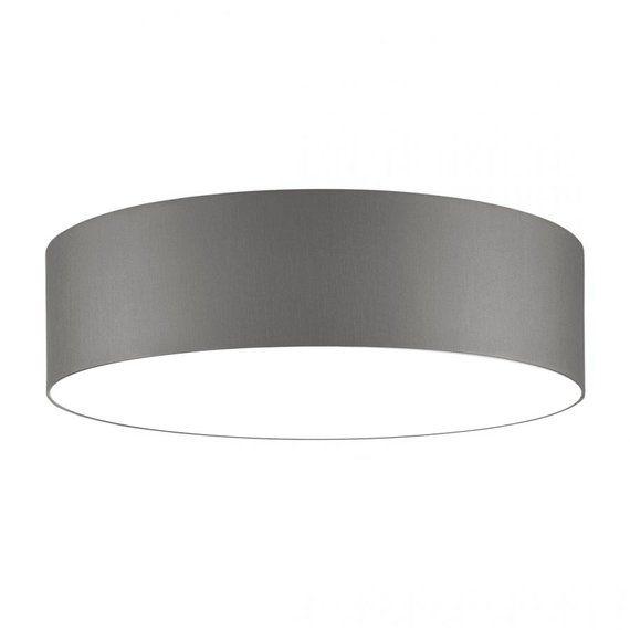 Deckenleuchte Hellgrau 100 Cm Diffusor Lampen Deckenlampe