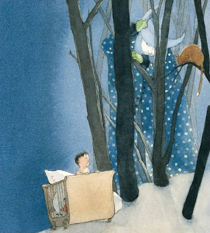 Wonderment: The Lisbeth Zwerger Collection.  Everything she illustrates is magical.