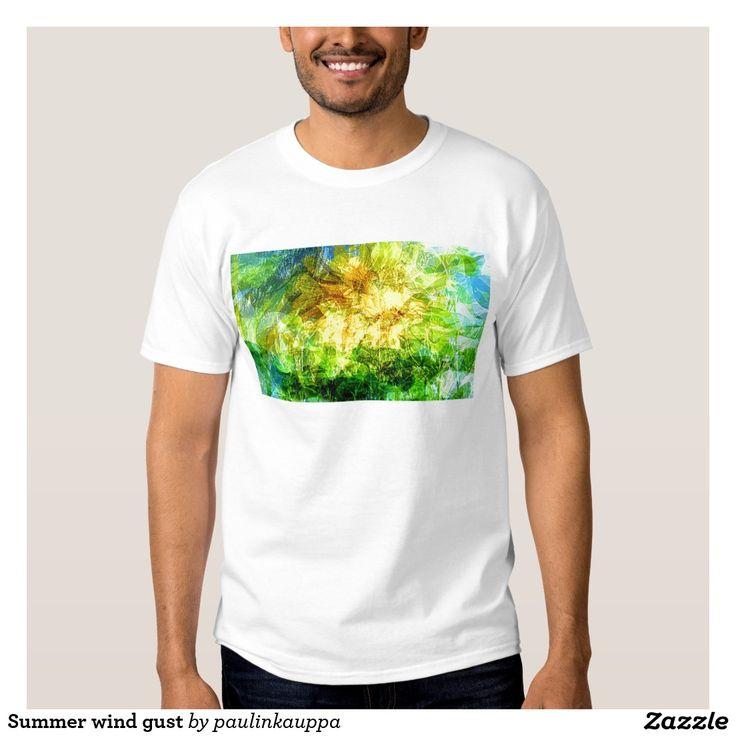 Summer wind gust Men's shirt