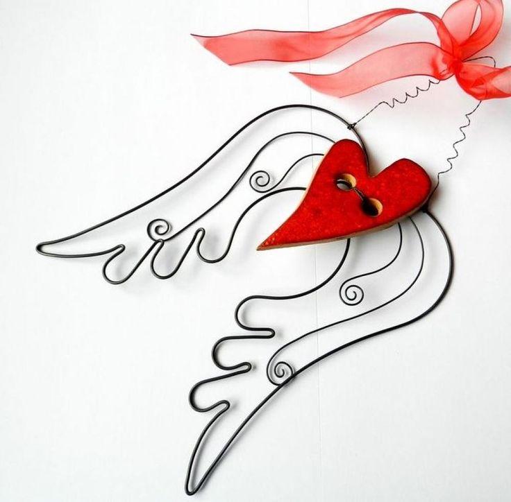 wings   Anjelské krídla - na ochranu... by drotik - SAShE.sk - Handmade Dekorácie