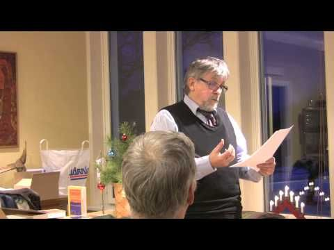 Bengt Pohjanen: Meänkieli kirjalisuuen työkampheena
