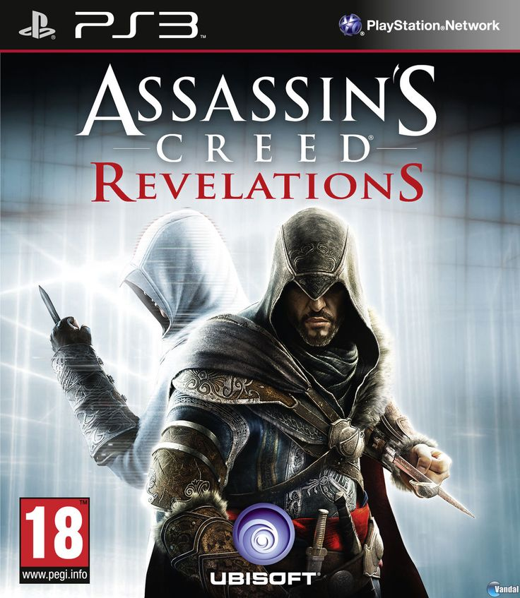 #AssassinsCreedRevelations #PS3