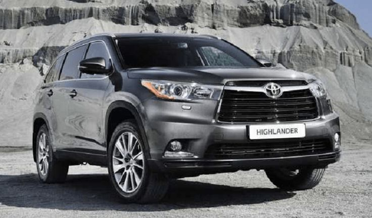 2018 Toyota Highlander Changes, Release Date, Design and Price Rumor - Car Rumor