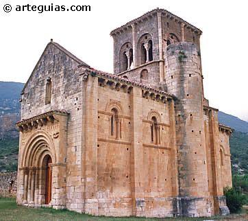 Arte románico en la provincia de Burgos
