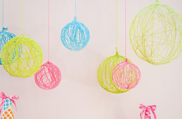 DIY Decor That Works for Any Birthday Party Theme