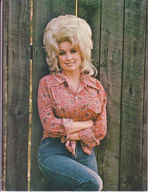 Dolly Parton, Souvenir Program, 1975