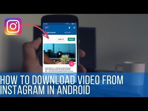how to download videos on instagram android