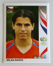 Image result for germany 2006 panini czech baros