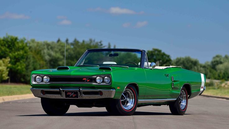 1969 Dodge Hemi Coronet R/T Convertible The Only Documented 4-Speed Hemi Convertible presented as lot F105 at Kissimmee, FL 2016 - image1