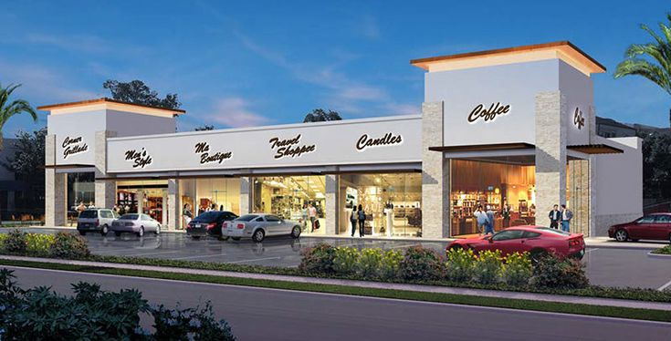 How a Stretch of the Memorial Dr. Strip Earned Its Newest Strip Center...
